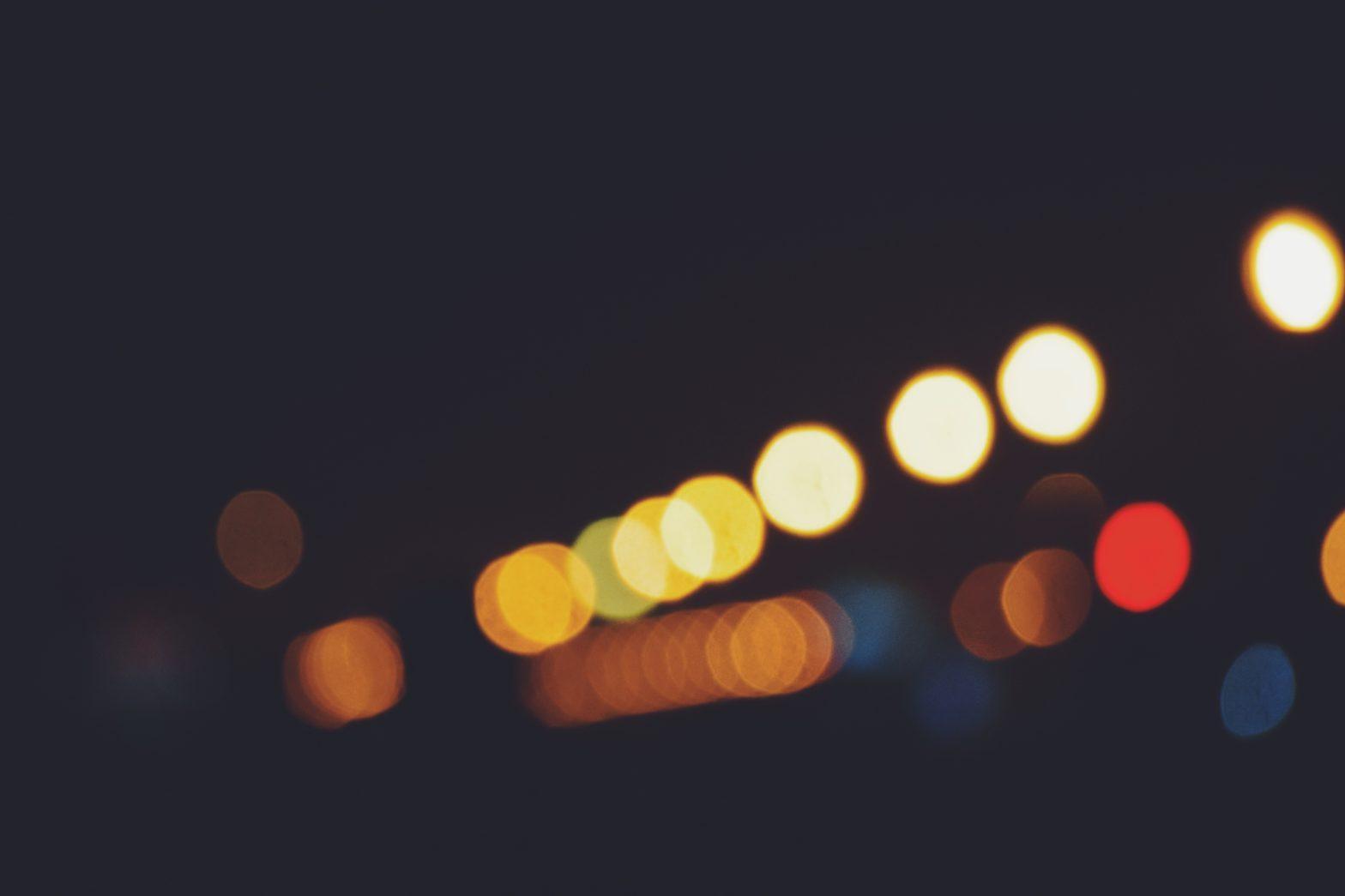 LED Straßenbeleuchtung